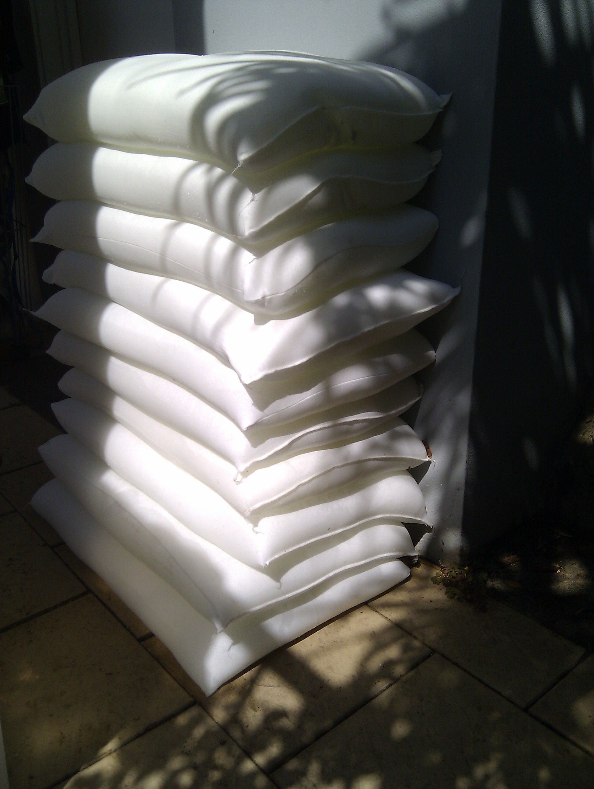 Absorbeez Standard Sandless Sandbag 600 x 300 mm - 10 stacked to 78cm